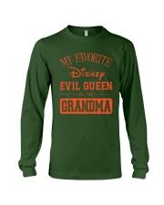 Evil Queen Is My Grandma Long Sleeve Tee thumbnail
