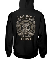 June Man - Special Edition Hooded Sweatshirt thumbnail