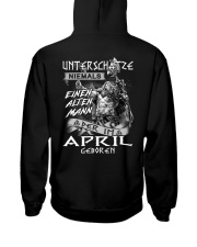 April Hooded Sweatshirt thumbnail