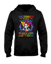 October Woman - Special Edition Hooded Sweatshirt thumbnail