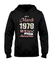 March Girl - Special Edition Hooded Sweatshirt tile