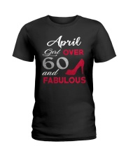 April Girl - Special Edition Ladies T-Shirt front