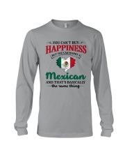 You Can't Buy Happiness Mexican Long Sleeve Tee thumbnail