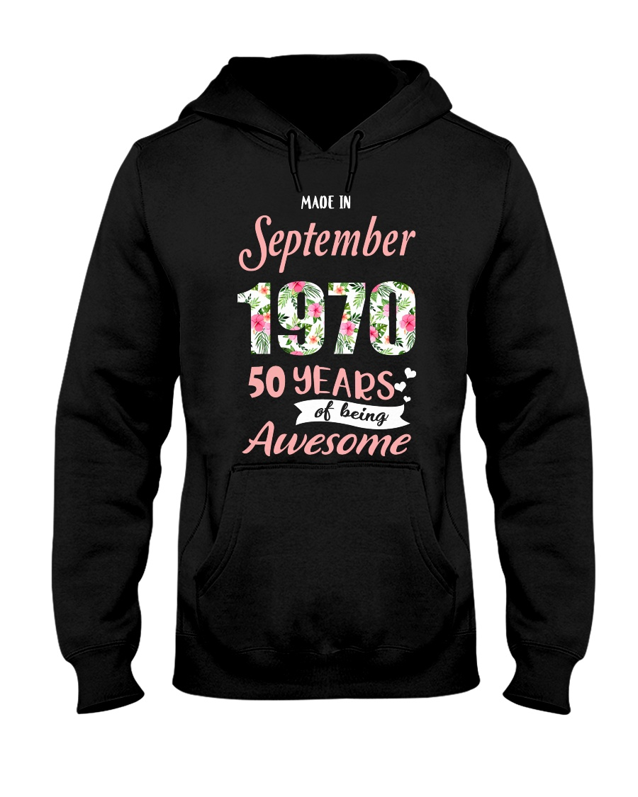 September Girl - Special Edition Hooded Sweatshirt