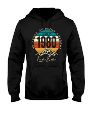 July 1980 - Special Edition Hooded Sweatshirt thumbnail