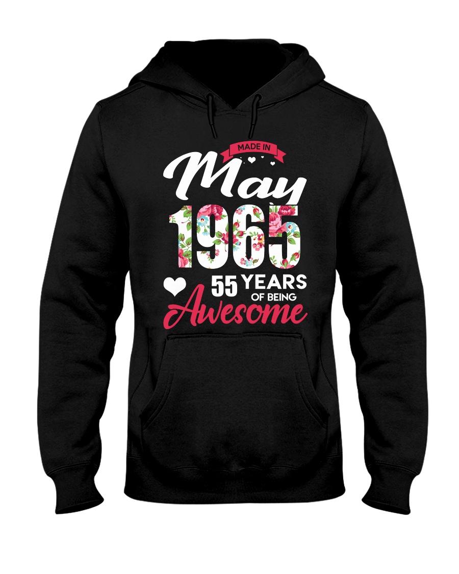 May 1965 - Special Edition Hooded Sweatshirt