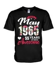 May 1965 - Special Edition V-Neck T-Shirt thumbnail