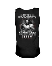July Man - Special Edition Unisex Tank thumbnail