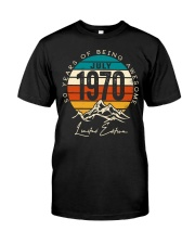 July 1970 - Special Edition Classic T-Shirt front