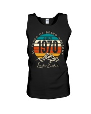 July 1970 - Special Edition Unisex Tank thumbnail