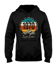 July 1970 - Special Edition Hooded Sweatshirt thumbnail
