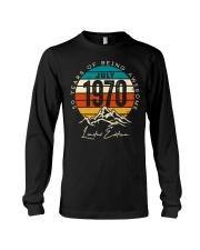 July 1970 - Special Edition Long Sleeve Tee thumbnail
