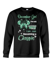 December Girl - Special Edition Crewneck Sweatshirt tile