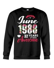 June 1988 - Special Edition Crewneck Sweatshirt thumbnail
