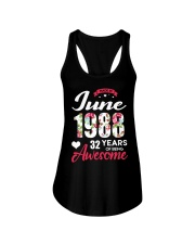 June 1988 - Special Edition Ladies Flowy Tank thumbnail
