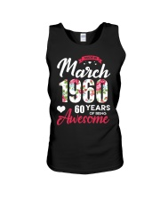March Girl - Special Edition Unisex Tank thumbnail