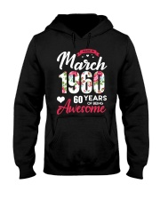 March Girl - Special Edition Hooded Sweatshirt front