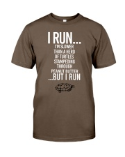 I Run - Special Edition Classic T-Shirt thumbnail