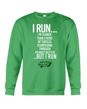 I Run - Special Edition Crewneck Sweatshirt thumbnail