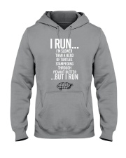 I Run - Special Edition Hooded Sweatshirt tile
