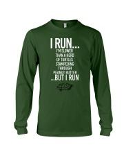 I Run - Special Edition Long Sleeve Tee thumbnail