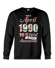 April Girl - Special Edition Crewneck Sweatshirt thumbnail