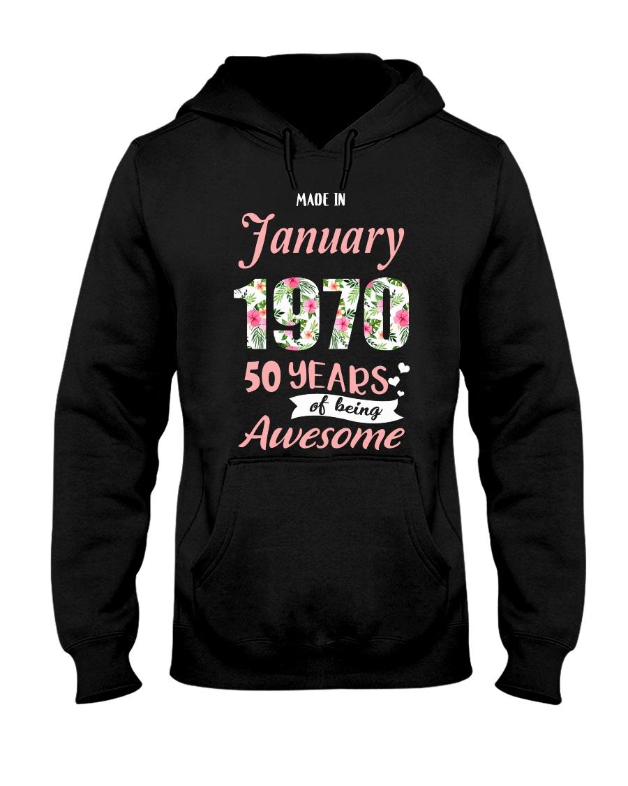 January Girl - Special Edition Hooded Sweatshirt