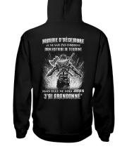 HOMME D'DÉCEMBRE Hooded Sweatshirt thumbnail