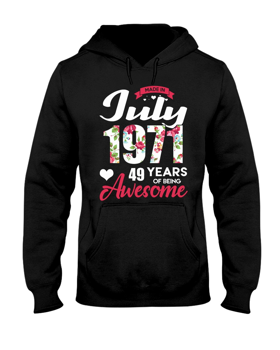 July 1971 - Special Edition Hooded Sweatshirt
