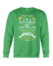 September Girl - Special Edition Crewneck Sweatshirt thumbnail