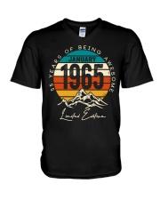 January 1965 - Special Edition V-Neck T-Shirt thumbnail