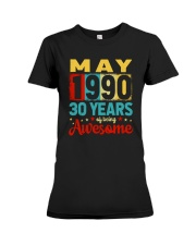 May 1990 - Special Edition Premium Fit Ladies Tee thumbnail