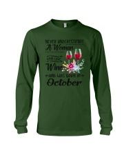 October Girl - Special Edition Long Sleeve Tee thumbnail