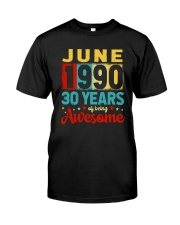 June 1990 - Special Edition Classic T-Shirt front