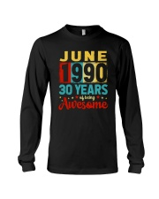 June 1990 - Special Edition Long Sleeve Tee thumbnail