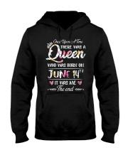 June 14th Hooded Sweatshirt thumbnail
