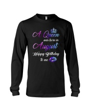 August Girl - Special Edition Long Sleeve Tee thumbnail