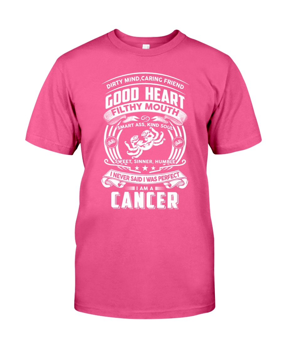 Cancer Girl - Special Edition Classic T-Shirt