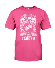 Cancer Girl - Special Edition Classic T-Shirt front