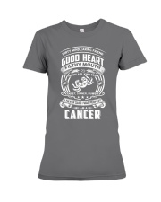 Cancer Girl - Special Edition Premium Fit Ladies Tee thumbnail