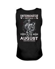 August Unisex Tank thumbnail