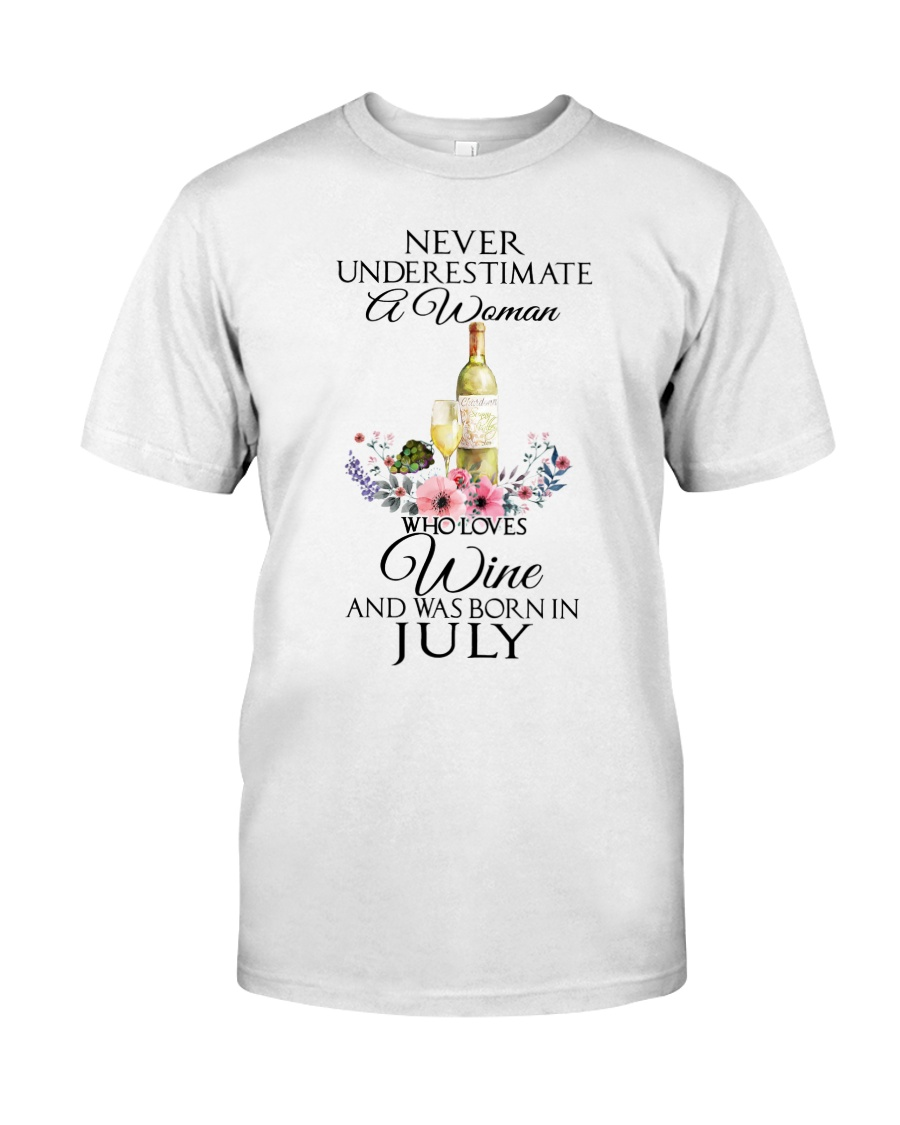 July Girl - Special Edition Classic T-Shirt