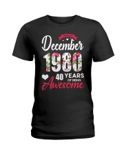 December Girl - Special Edition Ladies T-Shirt thumbnail