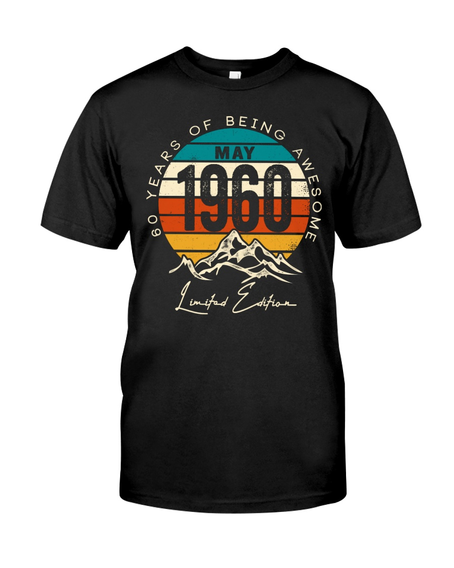 May 1960 - Special Edition Classic T-Shirt