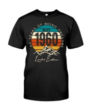 May 1960 - Special Edition Classic T-Shirt front