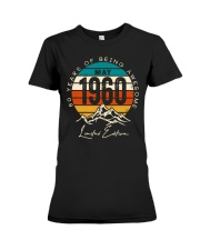 May 1960 - Special Edition Premium Fit Ladies Tee thumbnail