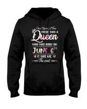 June 6th Hooded Sweatshirt thumbnail