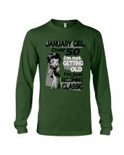 January Girl - Special Edition Long Sleeve Tee thumbnail