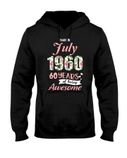 July Girl - Special Edition Hooded Sweatshirt front