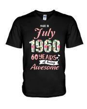 July Girl - Special Edition V-Neck T-Shirt thumbnail